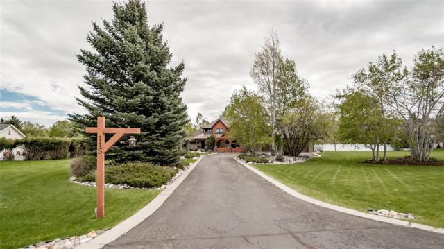 115 Hitching Post Road, Bozeman, MT 59715 (MLS #319755) :: Black Diamond Montana