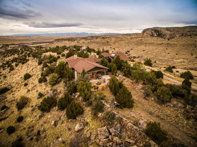552 Mossy Rock Lane, Manhattan, MT 59741 (MLS #319790) :: Hart Real Estate Solutions