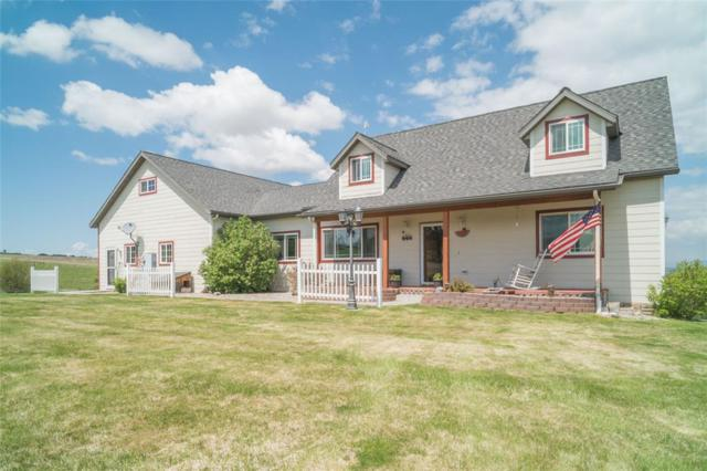 548 Dan Road, Manhattan, MT 59741 (MLS #319820) :: Hart Real Estate Solutions