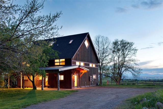 4585 Jordan Spur Road, Bozeman, MT 59715 (MLS #319869) :: Hart Real Estate Solutions