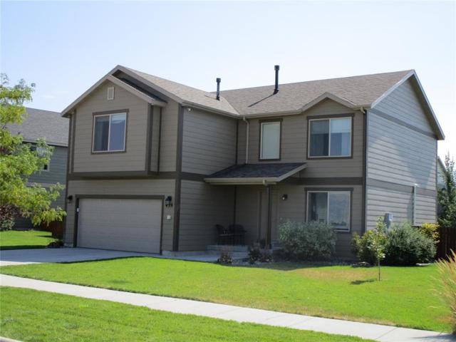 439 Stewart Loop, Bozeman, MT 59718 (MLS #319932) :: Black Diamond Montana | Berkshire Hathaway Home Services Montana Properties