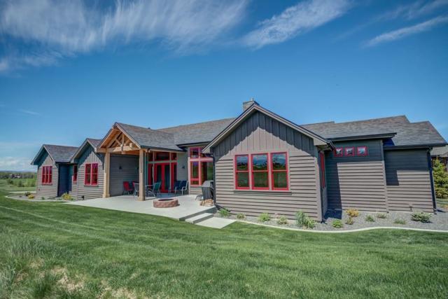 130 Black Bull Trail, Bozeman, MT 59718 (MLS #319974) :: Black Diamond Montana   Berkshire Hathaway Home Services Montana Properties