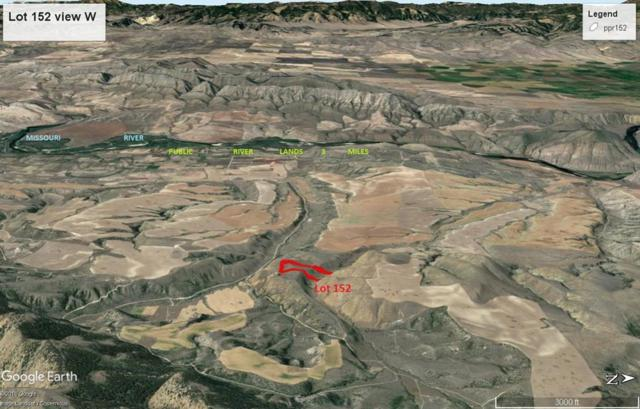 Lot 152 Round Pole Road, Three Forks, MT 59752 (MLS #320006) :: Hart Real Estate Solutions