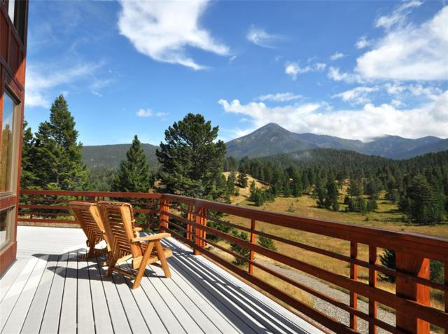 46 Above Paradise Trail, Livingston, MT 59047 (MLS #320022) :: Hart Real Estate Solutions