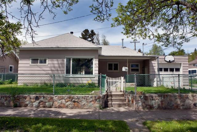 316 W Chinook Street, Livingston, MT 59047 (MLS #320026) :: Hart Real Estate Solutions