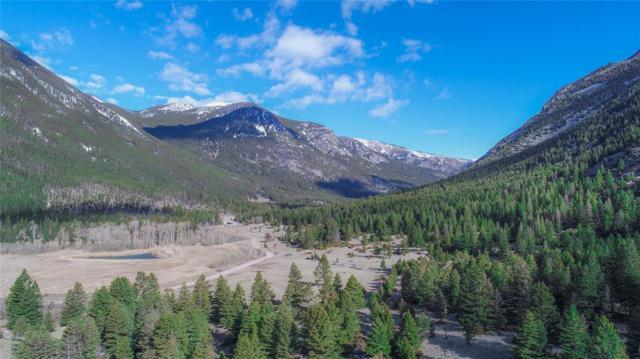 Tract 2 Main Boulder Rd, McLeod, MT 59052 (MLS #320058) :: Black Diamond Montana | Berkshire Hathaway Home Services Montana Properties