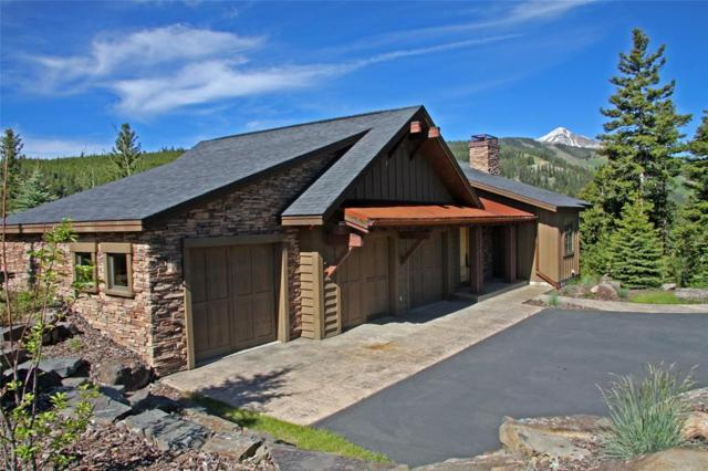 235 Four Point Road, Big Sky, MT 59716 (MLS #320061) :: Hart Real Estate Solutions
