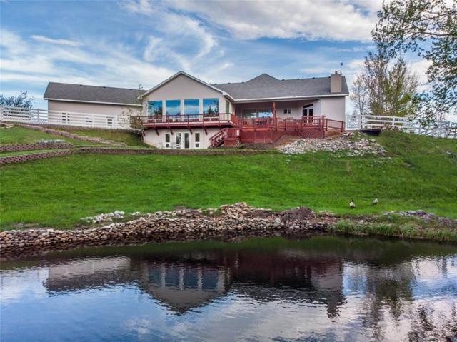 351 Rock Creek Road N, Clyde Park, MT 59018 (MLS #320081) :: Hart Real Estate Solutions