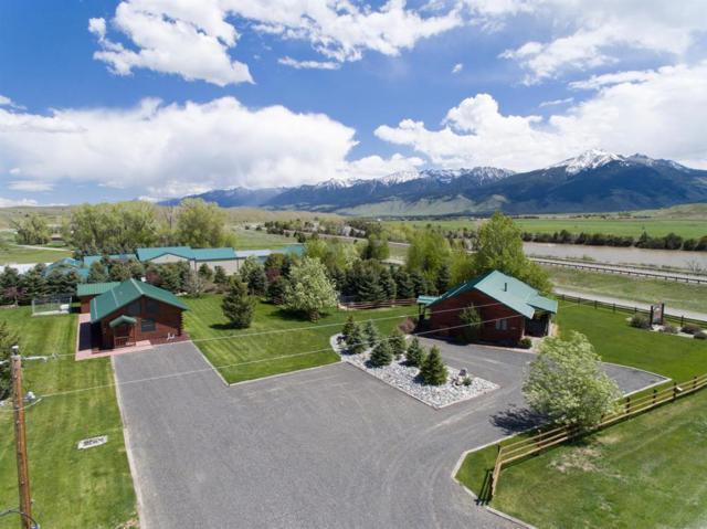 4 Paradise Ranch Road, Livingston, MT 59047 (MLS #321142) :: Black Diamond Montana