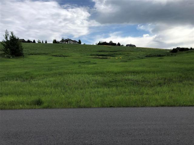 TBD N Triple Tree Road N, Bozeman, MT 59715 (MLS #321385) :: Black Diamond Montana