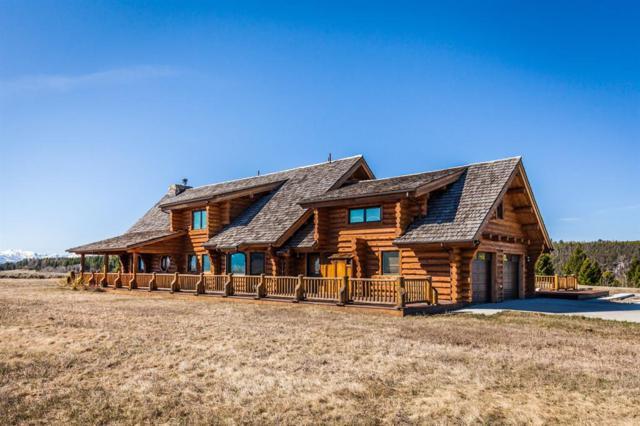 115 Gravelly Trail, Cameron, MT 59720 (MLS #321441) :: Black Diamond Montana