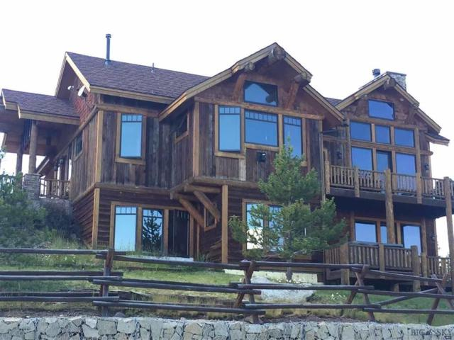 12 Upper Cascade Ridge Road, Big Sky, MT 59716 (MLS #321685) :: Black Diamond Montana | Berkshire Hathaway Home Services Montana Properties