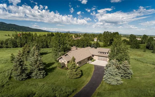39 Myers Lane, Bozeman, MT 59715 (MLS #322220) :: Black Diamond Montana