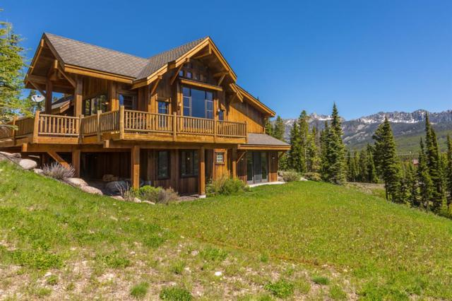 5 Silver Star, Big Sky, MT 59716 (MLS #322365) :: Black Diamond Montana | Berkshire Hathaway Home Services Montana Properties