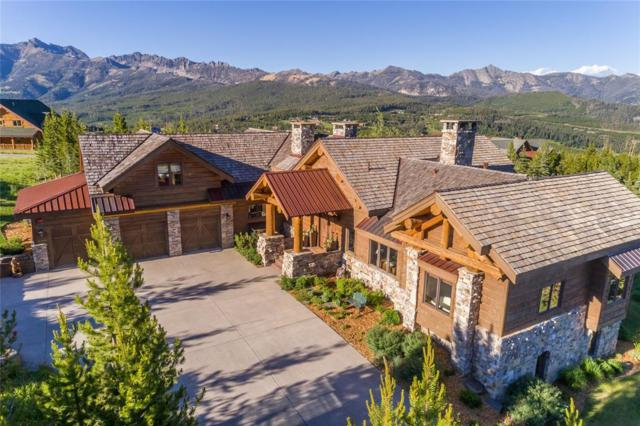 4 Hackamore, Big Sky, MT 59716 (MLS #322372) :: Black Diamond Montana | Berkshire Hathaway Home Services Montana Properties