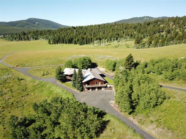 1055 Denny Creek Road, West Yellowstone, MT 59758 (MLS #322415) :: Black Diamond Montana   Berkshire Hathaway Home Services Montana Properties