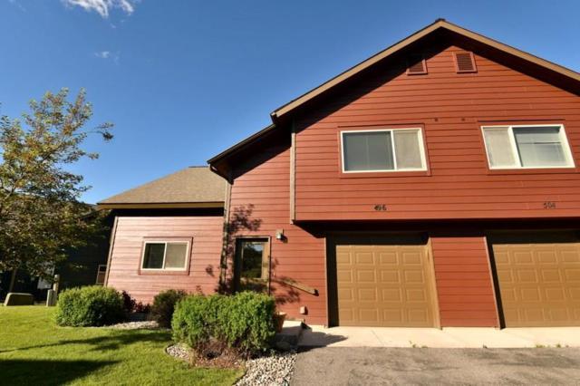 496 Firelight Drive V-135, Big Sky, MT 59716 (MLS #323717) :: Black Diamond Montana   Berkshire Hathaway Home Services Montana Properties