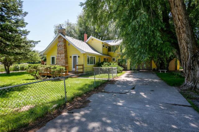 33 Loves Lane, Livingston, MT 59047 (MLS #323749) :: Black Diamond Montana | Berkshire Hathaway Home Services Montana Properties