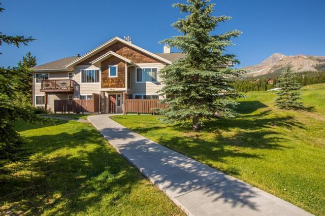 13 Moose Ridge Road #49, Big Sky, MT 59716 (MLS #323887) :: Black Diamond Montana   Berkshire Hathaway Home Services Montana Properties
