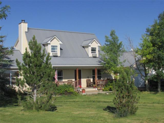 1850 High Flat Road, Bozeman, MT 59718 (MLS #323979) :: Black Diamond Montana | Berkshire Hathaway Home Services Montana Properties