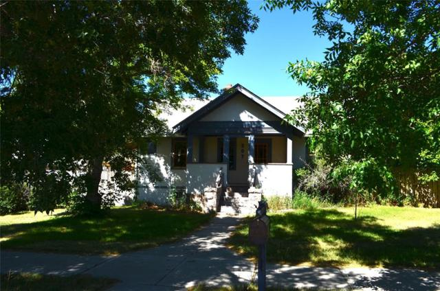 207 W Bannack Street, Dillon, MT 59725 (MLS #324307) :: Black Diamond Montana