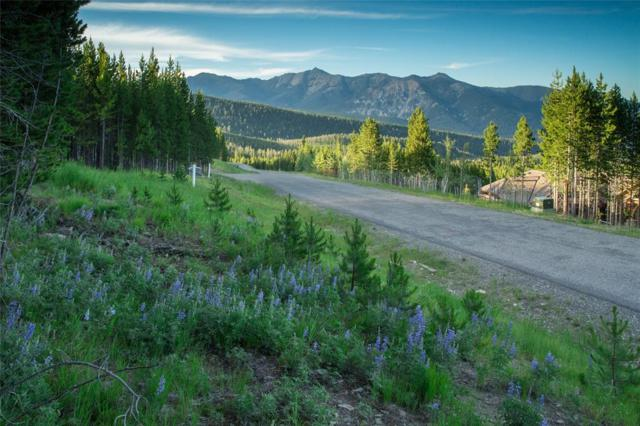 TBD Eagle View Trail, Big Sky, MT 59716 (MLS #324320) :: Black Diamond Montana