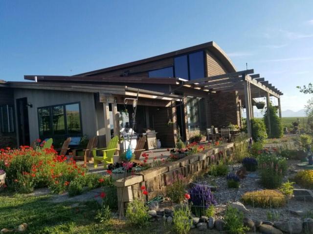 380 Mountain Man Trail, Gallatin Gateway, MT 59730 (MLS #324341) :: Hart Real Estate Solutions