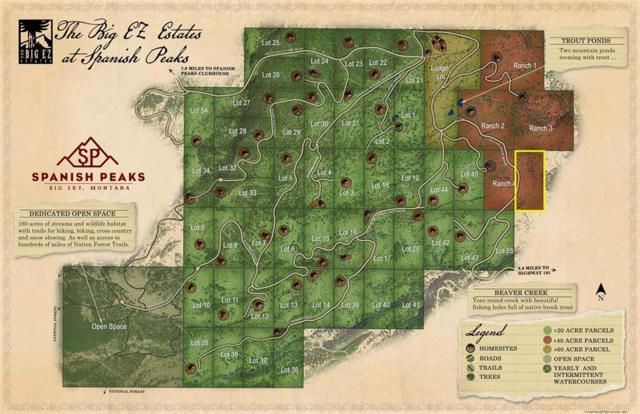 Ranch 4A Big Ez, Big Sky, MT 59716 (MLS #324396) :: Black Diamond Montana
