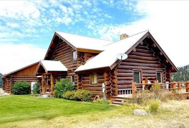 40 Sun Eagle Lane, Cameron, MT 59720 (MLS #325611) :: Black Diamond Montana