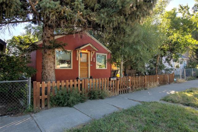 327 S E Street, Livingston, MT 59047 (MLS #326122) :: Black Diamond Montana