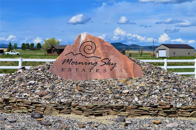Lot 62 Morning Sky Estates, Three Forks, MT 59752 (MLS #326261) :: Black Diamond Montana