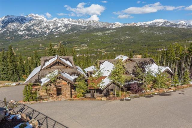 39 Renegade Road, Big Sky, MT 59716 (MLS #326442) :: Black Diamond Montana