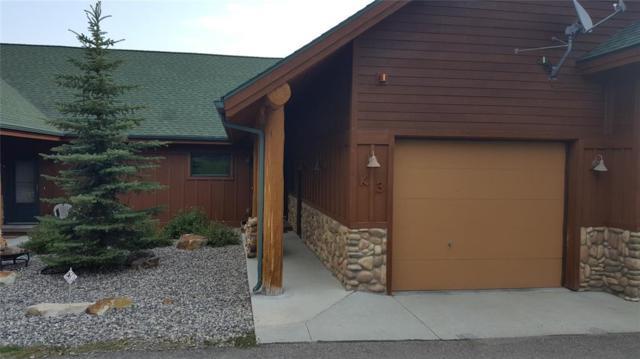 190 Timbercrest Drive K-3, Big Sky, MT 59716 (MLS #326531) :: Hart Real Estate Solutions