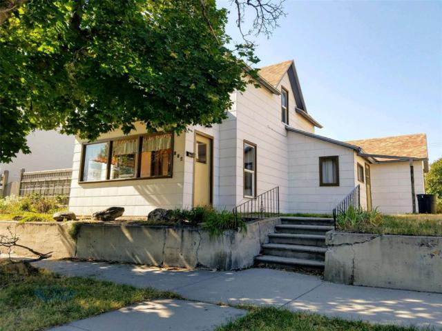 114 S H Street, Livingston, MT 59047 (MLS #326573) :: Black Diamond Montana