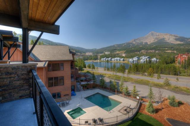 2B Summit View Road, Unit 402B, Big Sky, MT 59716 (MLS #326594) :: Hart Real Estate Solutions
