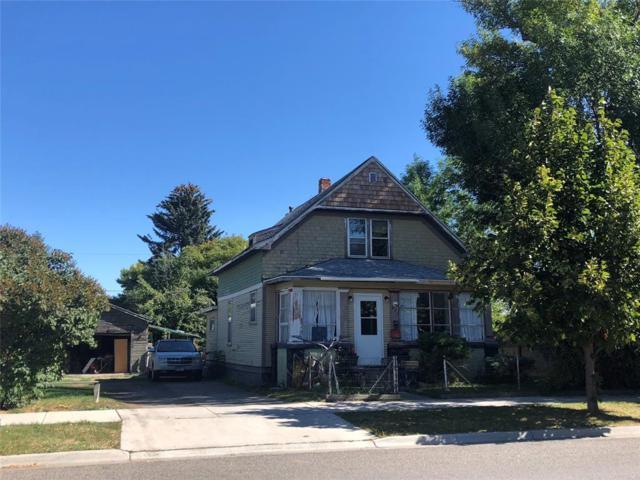321 S H Street, Livingston, MT 59047 (MLS #326605) :: Hart Real Estate Solutions