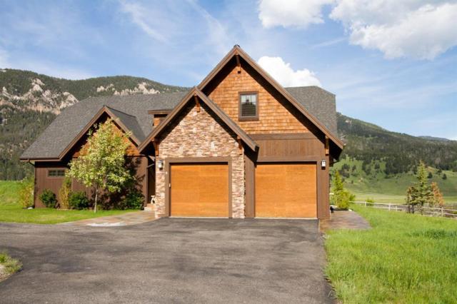 36 Ruby Range Lane, Gallatin Gateway, MT 59730 (MLS #326663) :: Hart Real Estate Solutions