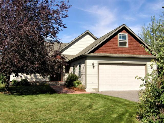 143 Old West Trail, Bozeman, MT 59718 (MLS #326711) :: Hart Real Estate Solutions