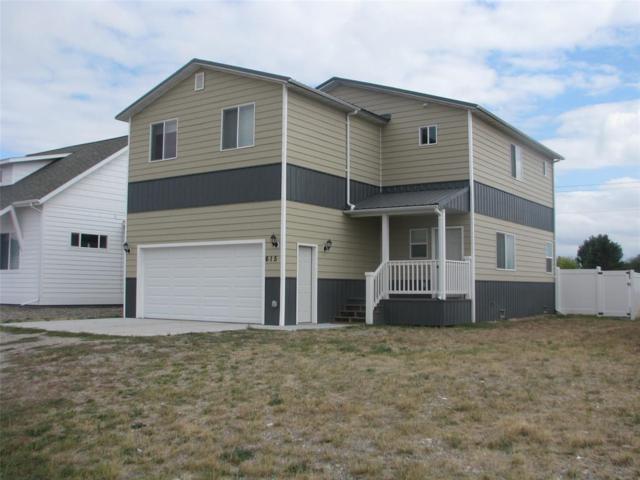 615 W Adams Street, Three Forks, MT 59752 (MLS #326735) :: Hart Real Estate Solutions