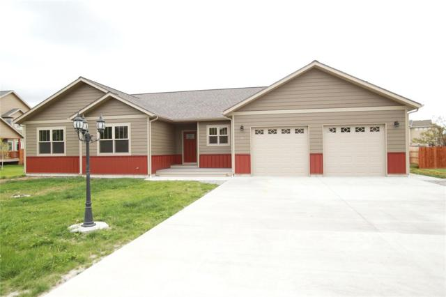 91 Palomino Ct, Belgrade, MT 59714 (MLS #326752) :: Black Diamond Montana