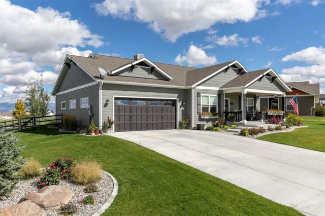 460 Arrow Trail, Bozeman, MT 59718 (MLS #326772) :: Black Diamond Montana