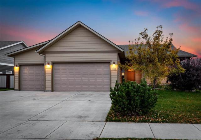 120 Cedar Shade Lane, Bozeman, MT 59718 (MLS #327018) :: Black Diamond Montana