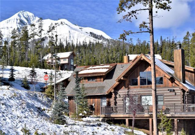 9 Manitou Loop, Lakota Fractional Cabin 45F, Big Sky, MT 59716 (MLS #327056) :: Black Diamond Montana