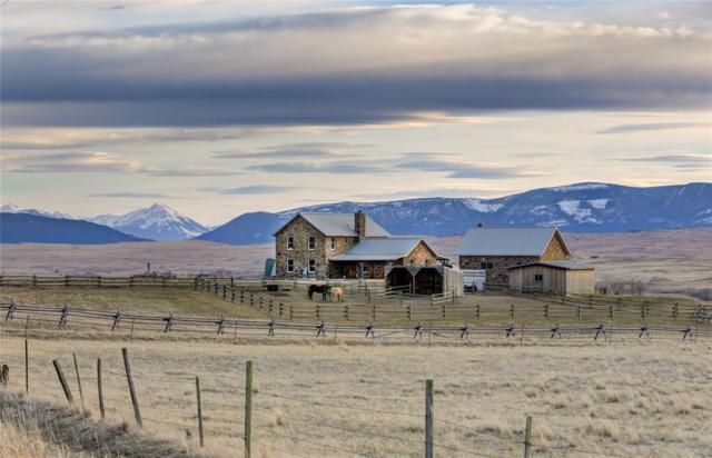 157 Falls Creek Road, Livingston, MT 59047 (MLS #327146) :: Black Diamond Montana