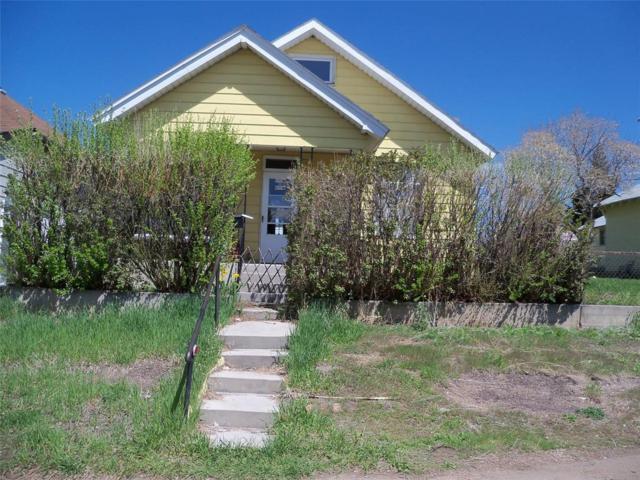 2213 Walnut St., Butte, MT 59701 (MLS #327215) :: Black Diamond Montana