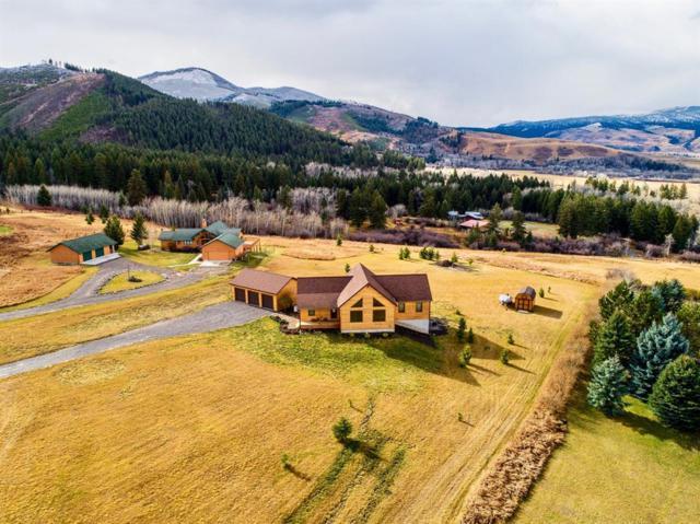 257 S Big Elk Meadow Road, Gallatin Gateway, MT 59730 (MLS #328344) :: Hart Real Estate Solutions