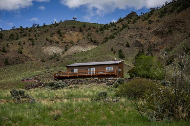 4 Saddle Ridge, Gardiner, MT 59030 (MLS #328631) :: Hart Real Estate Solutions