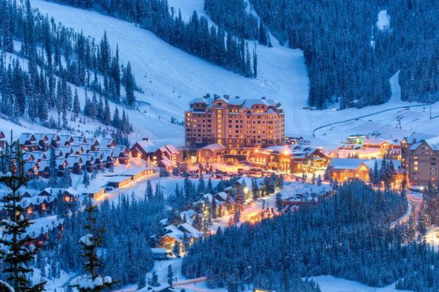 60 Big Sky Resort #10405, Big Sky, MT 59716 (MLS #328792) :: Hart Real Estate Solutions