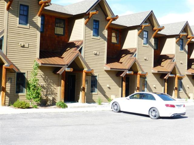 6 Saddle Ridge Road I-4, Big Sky, MT 59716 (MLS #328909) :: Black Diamond Montana
