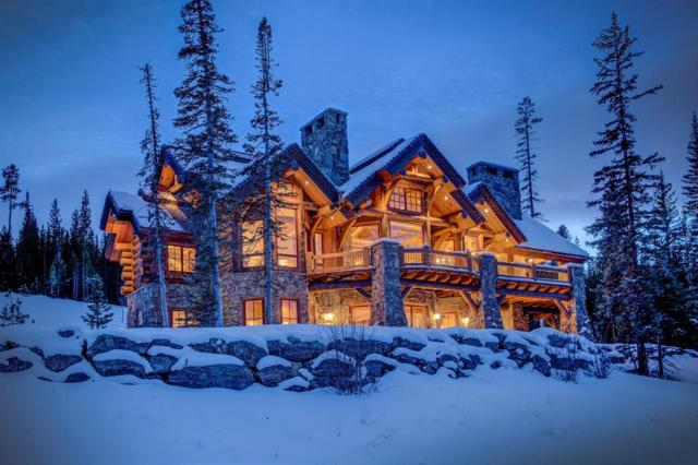 440 Mountain Valley Trail, Big Sky, MT 59716 (MLS #328944) :: Black Diamond Montana